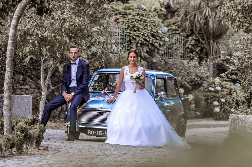Sessão de noivos